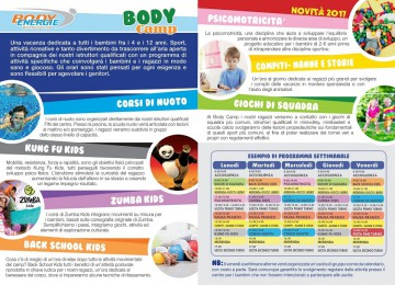 body camp sito